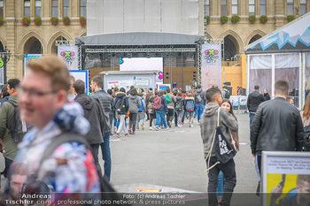 Game City Tag 1 - Rathaus Wien - Fr 18.10.2019 - 42