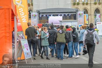 Game City Tag 1 - Rathaus Wien - Fr 18.10.2019 - 49