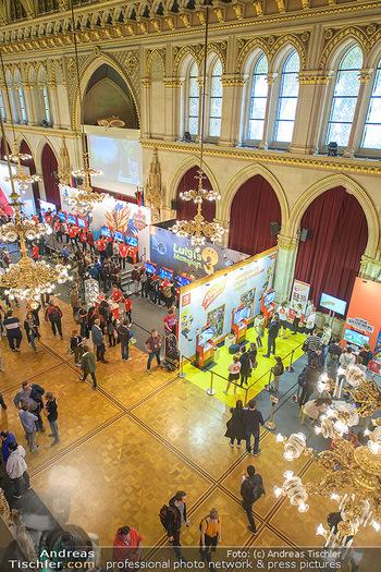 Game City Tag 1 - Rathaus Wien - Fr 18.10.2019 - 200