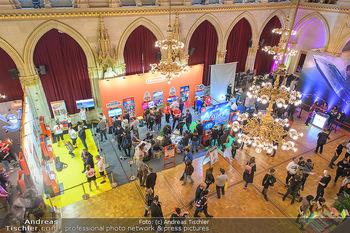 Game City Tag 1 - Rathaus Wien - Fr 18.10.2019 - 202