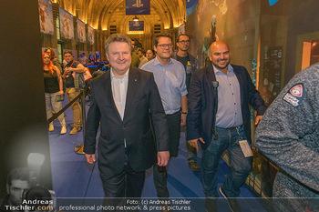 Game City Tag 1 - Rathaus Wien - Fr 18.10.2019 - Bürgermeister Michael LUDWIG und Stadtradt Jürgen CZERNOHORSZK361