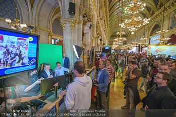 Game City Tag 1 - Rathaus Wien - Fr 18.10.2019 - 400