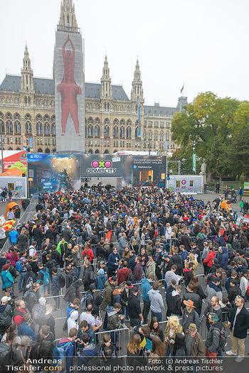 Game City Tag 2 - Rathaus Wien - Sa 19.10.2019 - 12