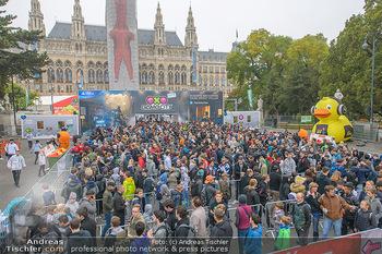 Game City Tag 2 - Rathaus Wien - Sa 19.10.2019 - 16