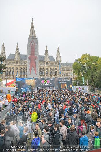 Game City Tag 2 - Rathaus Wien - Sa 19.10.2019 - 17