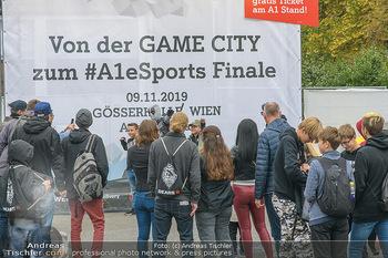 Game City Tag 2 - Rathaus Wien - Sa 19.10.2019 - 128