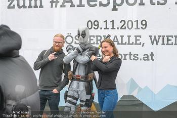 Game City Tag 2 - Rathaus Wien - Sa 19.10.2019 - 131
