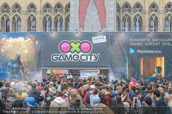 Game City Tag 2 - Rathaus Wien - Sa 19.10.2019 - 140
