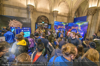 Game City Tag 2 - Rathaus Wien - Sa 19.10.2019 - 202