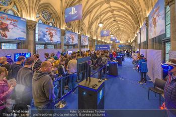 Game City Tag 2 - Rathaus Wien - Sa 19.10.2019 - 203