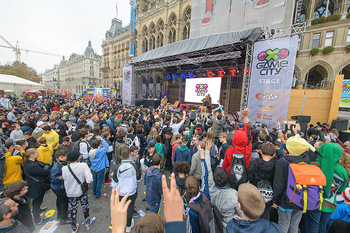 Game City Tag 2 - Rathaus Wien - Sa 19.10.2019 - 274