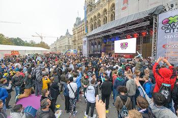 Game City Tag 2 - Rathaus Wien - Sa 19.10.2019 - 275