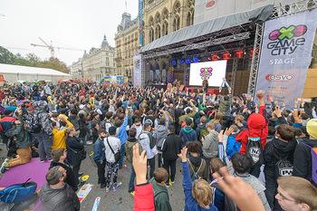 Game City Tag 2 - Rathaus Wien - Sa 19.10.2019 - 276
