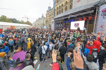 Game City Tag 2 - Rathaus Wien - Sa 19.10.2019 - 277