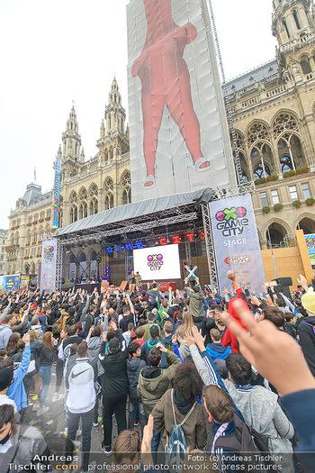 Game City Tag 2 - Rathaus Wien - Sa 19.10.2019 - 278