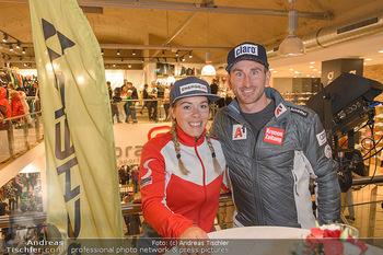 Winteropening - Nora Pure Sports Wien - Sa 19.10.2019 - Andrea LIMBACHER, Marc DIGRUBER6