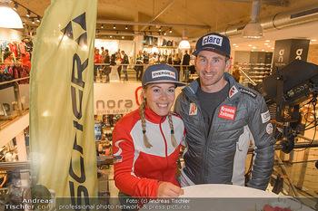 Winteropening - Nora Pure Sports Wien - Sa 19.10.2019 - Andrea LIMBACHER, Marc DIGRUBER7