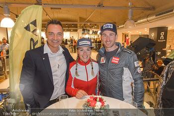 Winteropening - Nora Pure Sports Wien - Sa 19.10.2019 - Harald SAUER, Andrea LIMBACHER, Marc DIGRUBER8