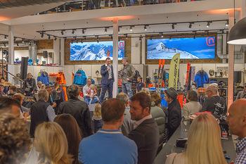 Winteropening - Nora Pure Sports Wien - Sa 19.10.2019 - 15