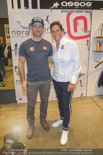 Winteropening - Nora Pure Sports Wien - Sa 19.10.2019 - Michaela DORFMEISTER, Marc DIGRUBER31