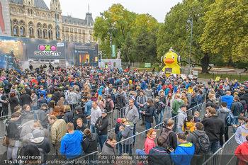 Game City Tag 3 - Rathaus Wien - So 20.10.2019 - 3