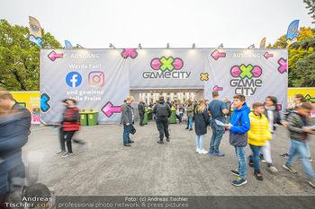 Game City Tag 3 - Rathaus Wien - So 20.10.2019 - 22