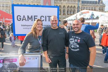 Game City Tag 3 - Rathaus Wien - So 20.10.2019 - 240