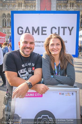 Game City Tag 3 - Rathaus Wien - So 20.10.2019 - 245