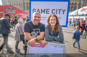 Game City Tag 3 - Rathaus Wien - So 20.10.2019 - 246