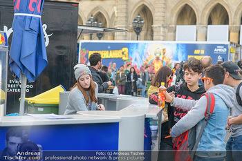 Game City Tag 3 - Rathaus Wien - So 20.10.2019 - 287