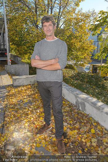 Dreharbeiten Soko Donau - Handelskai 265, Wien - Do 24.10.2019 - Andreas KIENDL4