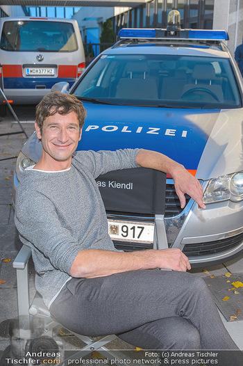 Dreharbeiten Soko Donau - Handelskai 265, Wien - Do 24.10.2019 - Andreas KIENDL7