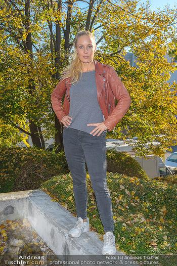 Dreharbeiten Soko Donau - Handelskai 265, Wien - Do 24.10.2019 - Lilian KLEBOW18