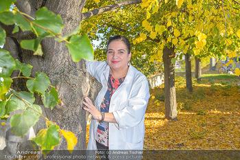 Dreharbeiten Soko Donau - Handelskai 265, Wien - Do 24.10.2019 - Maria HAPPEL (Portrait)28