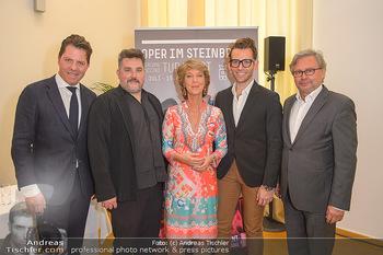 Turandot PK - Barocke Suiten, MQ Wien - Di 29.10.2019 - Daniel SERAFIN, Alexander WRABETZ, Barbara RETT, Thaddeus STRASS1