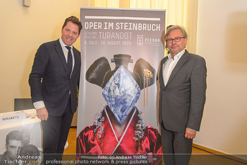 Turandot PK - Barocke Suiten, MQ Wien - Di 29.10.2019 - Daniel SERAFIN, Alexander WRABETZ38