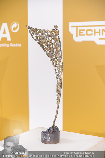 Sporthilfe Gala 2019 - Marx Halle Wien - Do 31.10.2019 - Der Award NIKI6