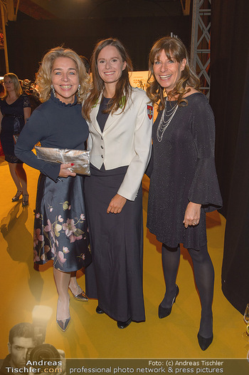 Sporthilfe Gala 2019 - Marx Halle Wien - Do 31.10.2019 - Emese HUNYADY, Vanessa HERZOG, Claudia KRISTOVIC-BINDER18
