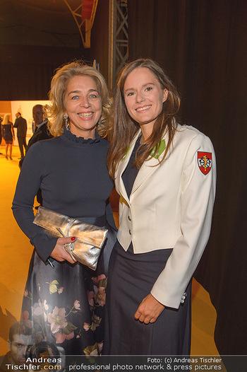 Sporthilfe Gala 2019 - Marx Halle Wien - Do 31.10.2019 - Emese HUNYADY, Vanessa HERZOG19