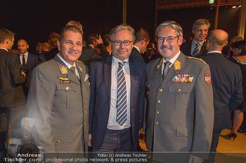 Sporthilfe Gala 2019 - Marx Halle Wien - Do 31.10.2019 - Alexander WRABETZ, Erwin HAMESEDER, HAFNER26