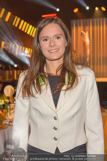 Sporthilfe Gala 2019 - Marx Halle Wien - Do 31.10.2019 - Vanessa HERZOG (Portrait)38