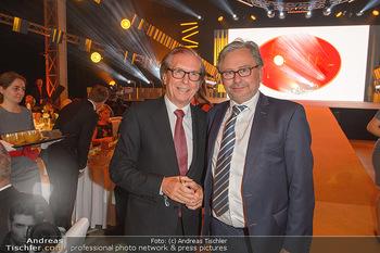 Sporthilfe Gala 2019 - Marx Halle Wien - Do 31.10.2019 - Friedrich STICKLER, Alexander WRABETZ40