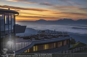 Österreich in Farben - Österreich - Do 31.10.2019 - Architektur im Sonnenaufgang, Gerlitzen Feuerberg Mountain Resor22