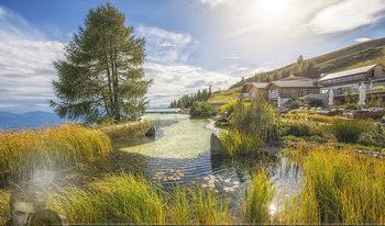 Österreich in Farben - Österreich - Do 31.10.2019 - Blumen Natur Pool Almsee Urlaub Hotel Feuerberg Mountain Resort,39