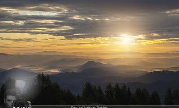 Österreich in Farben - Österreich - Do 31.10.2019 - Sonnenaufgang, Gerlitzen Feuerberg Mountain Resort, Kärnten, Fe54