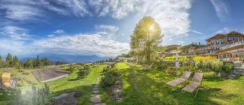 Österreich in Farben - Österreich - Do 31.10.2019 - Ausblick Natur Pool Almsee Urlaub Hotel Feuerberg Mountain Resor64