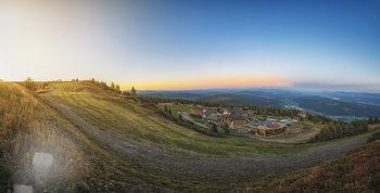 Österreich in Farben - Österreich - Do 31.10.2019 - Architektur im Sonnenuntergang auf der Gerlitzen beim Feuerberg 69