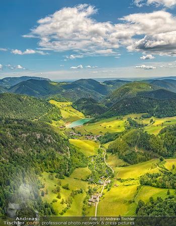 Österreich in Farben - Österreich - Do 31.10.2019 - Niederösterreich Voralpenland Schneeberg Marias Land See76