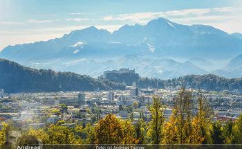 Österreich in Farben - Österreich - Do 31.10.2019 - Salzburg Festung Untersberg Maria Alm Sonne blauer Himmel88