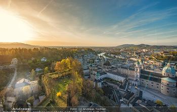 Österreich in Farben - Österreich - Do 31.10.2019 - Salzburg Stadt Festung Kirchen bei Tag und Nacht Landschaft Öst91